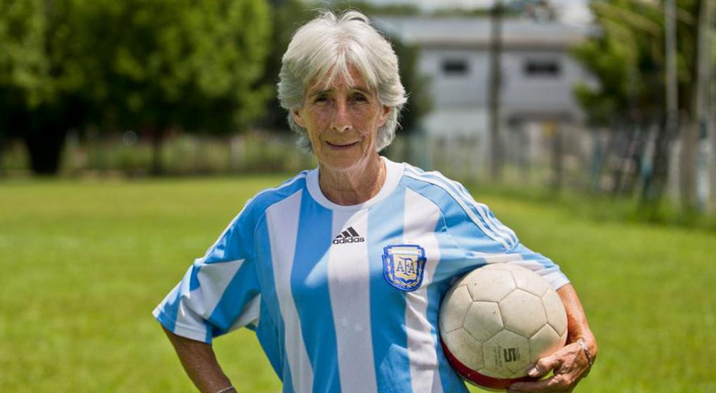 Elba Selva La Mujer Por La Que El 21 De Agosto Es El Dia De La Futbolista En Argentina 911mujer Feliz día internacional de las mujer. 911 mujer